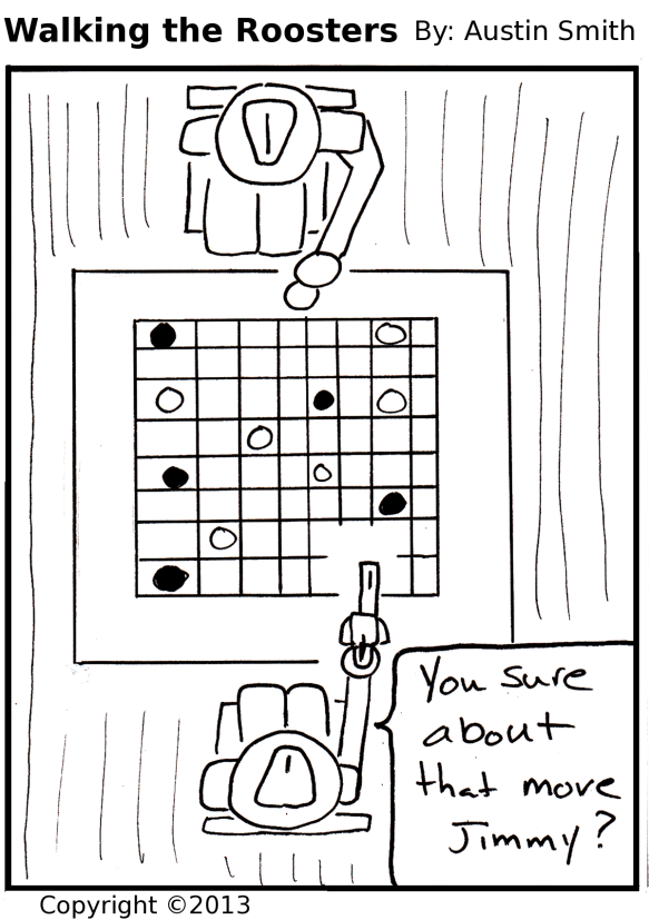 Heated Checkers