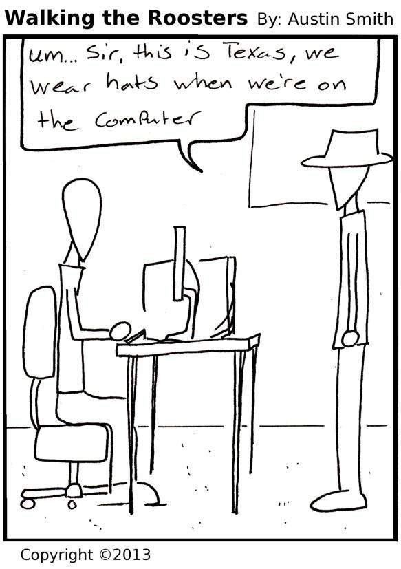 Texas computing