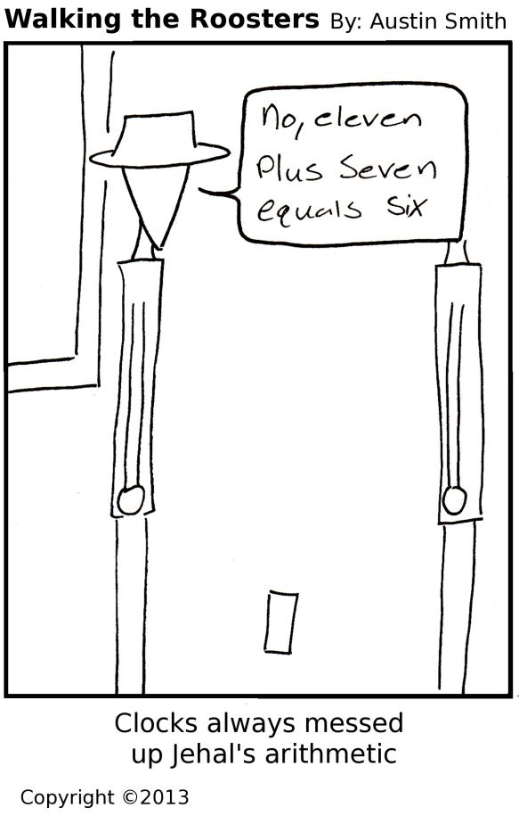 clock math