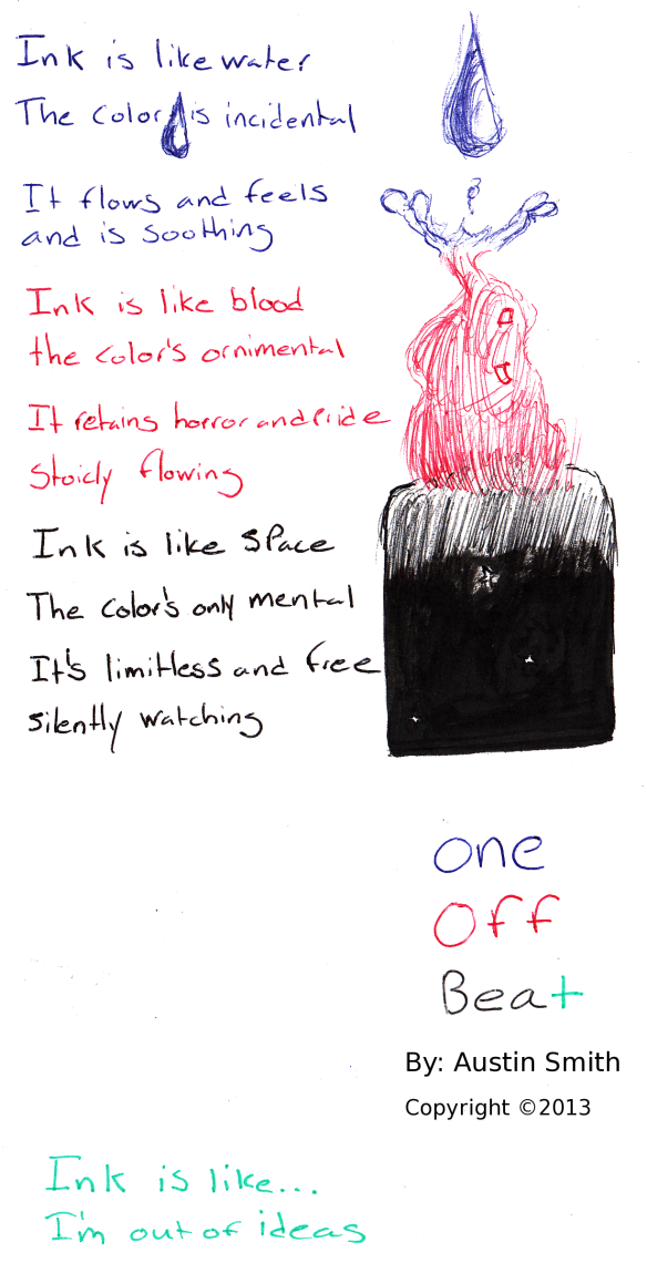 ink poetry