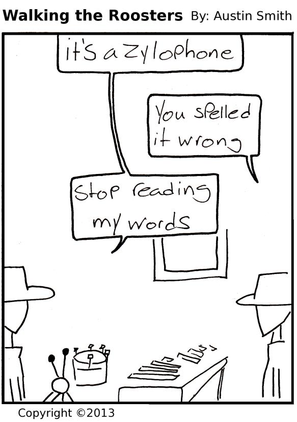misspelling