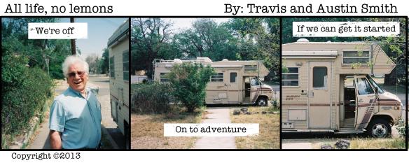 adventure startup