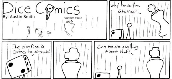 dice comics story 36