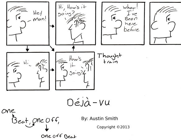 deja-vu illustrated