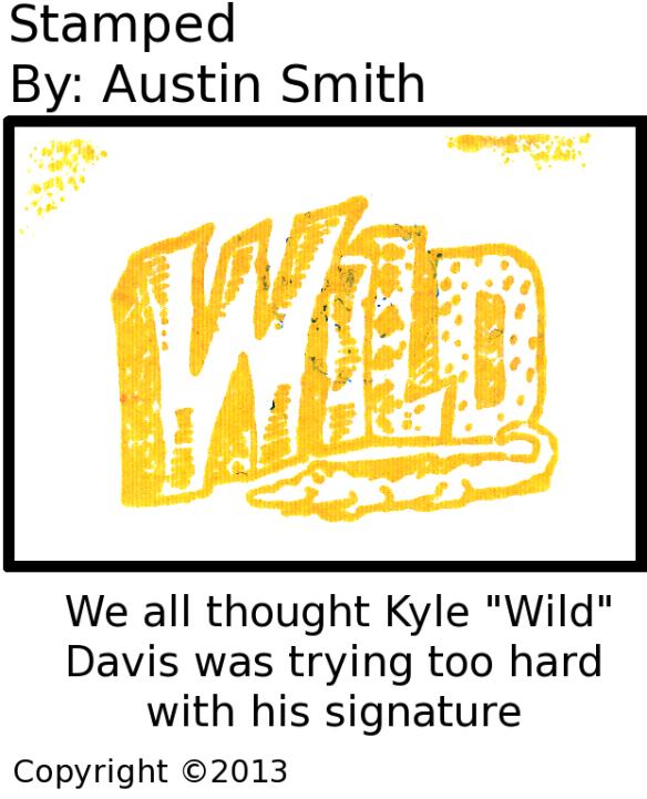 wild signature