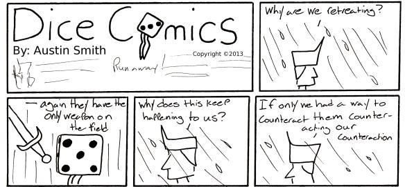 Counter-Counteraction