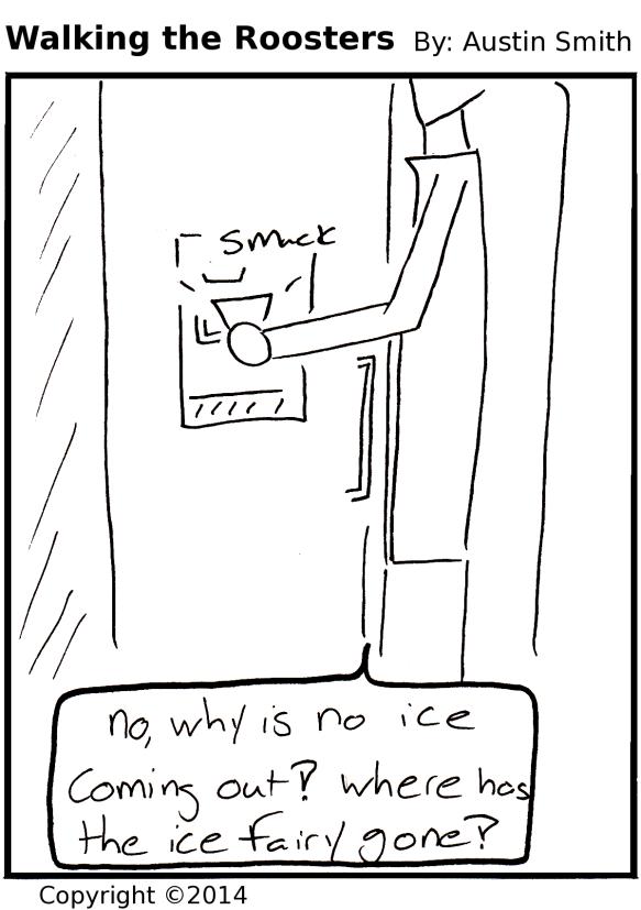 Ice fairly