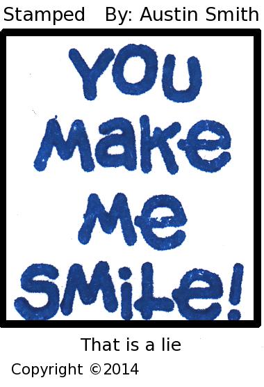 Smile?