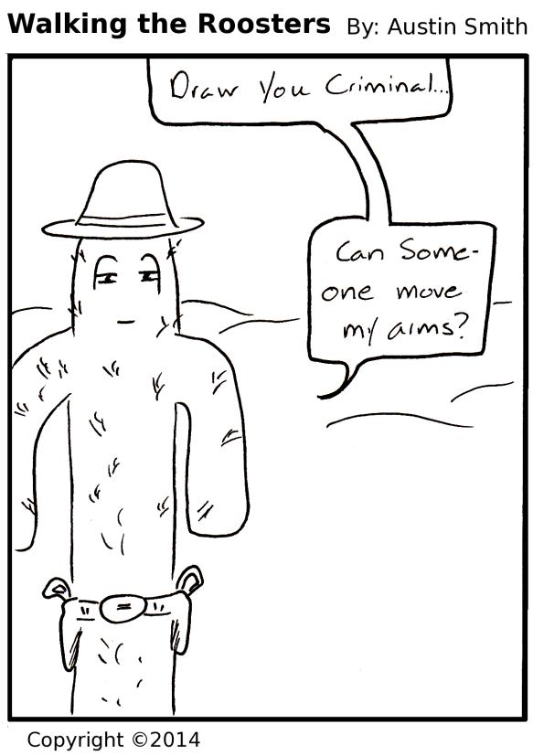 cactus sheriff
