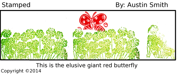 Giant red