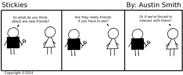 Forced Friends