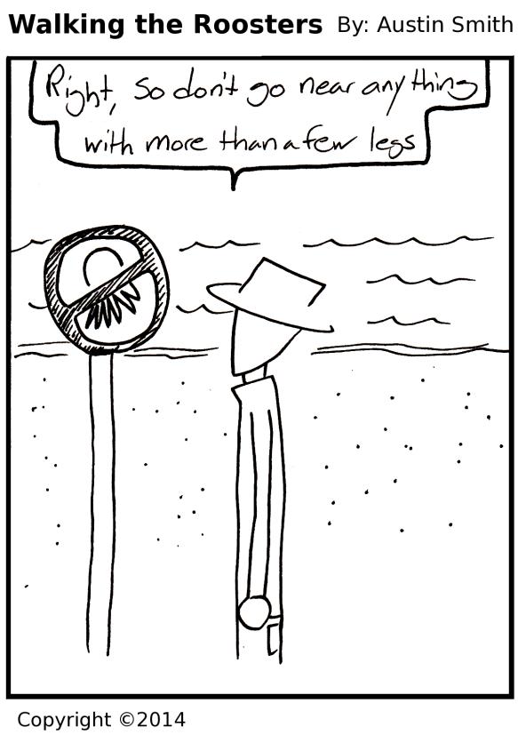 many legs