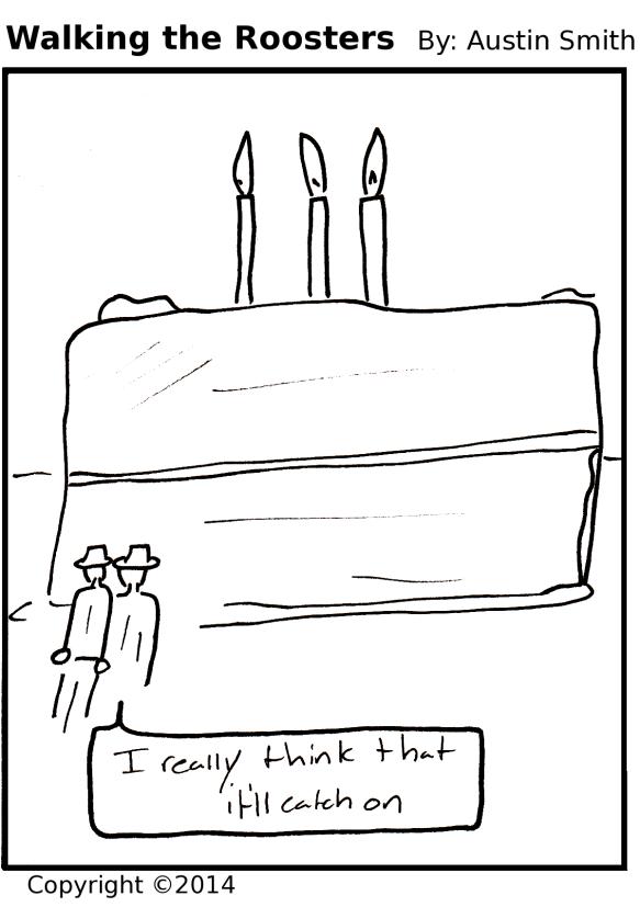 cake catch on