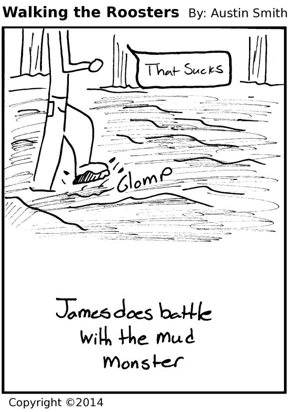 mud battle