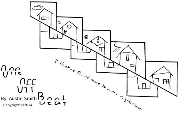 Split houses