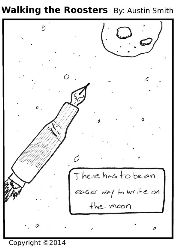lunar pen
