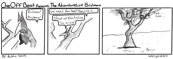Birdman again