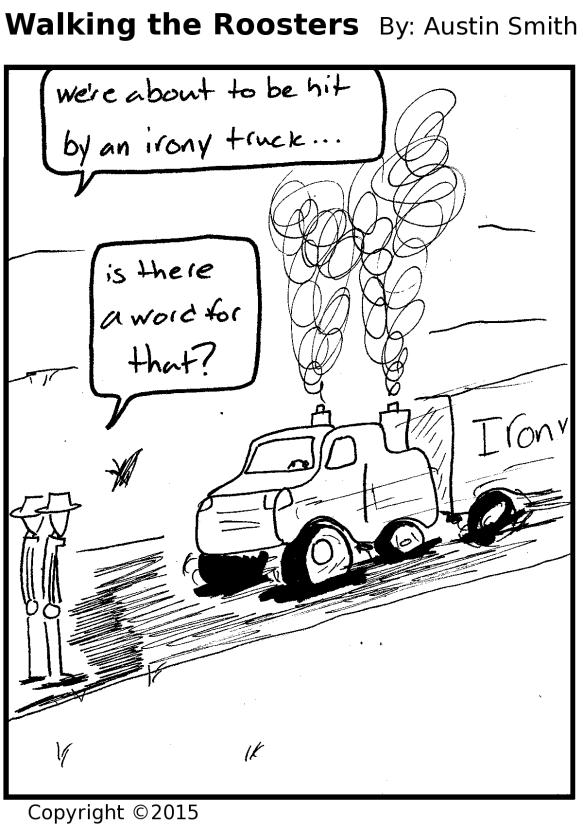 truck of trucks