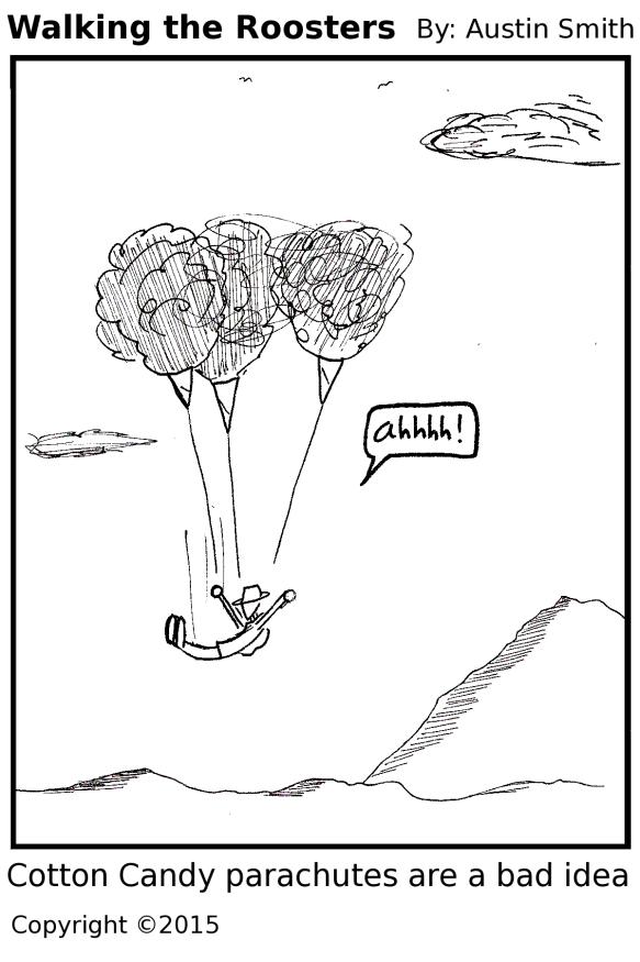 wrong chute