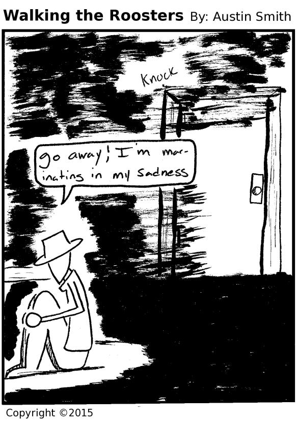 room of sadness
