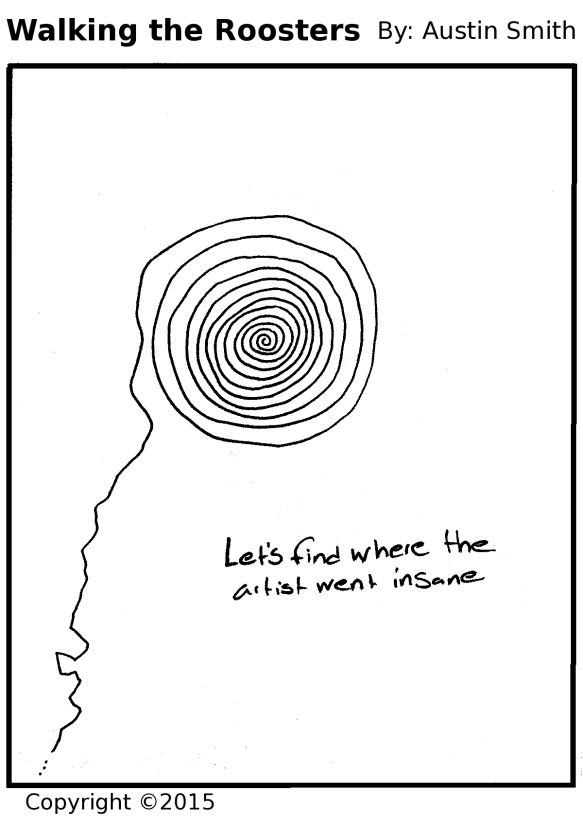 spiral insanity