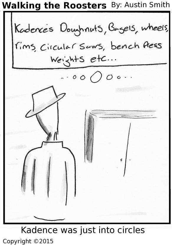 circle man