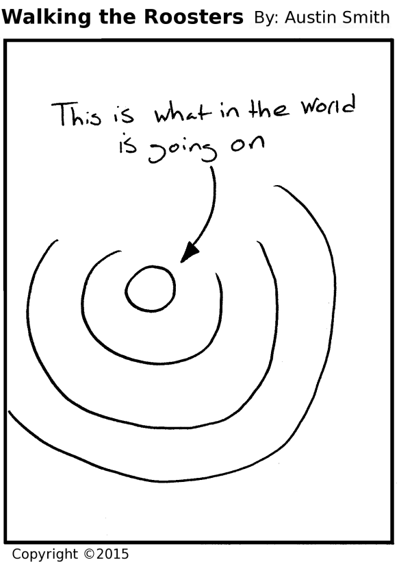 center of everything