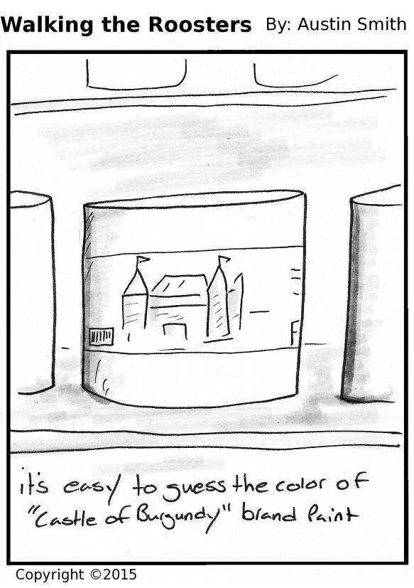 Castle of Maroon