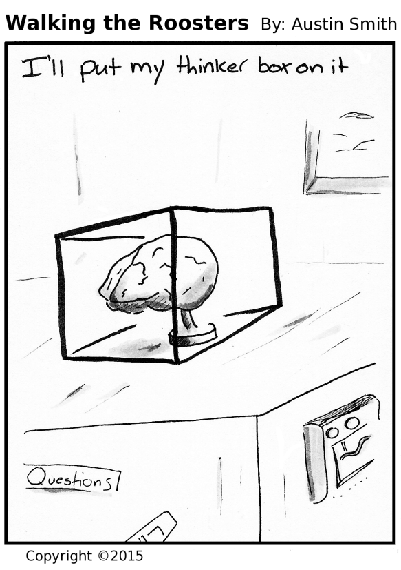 thinkin' brain